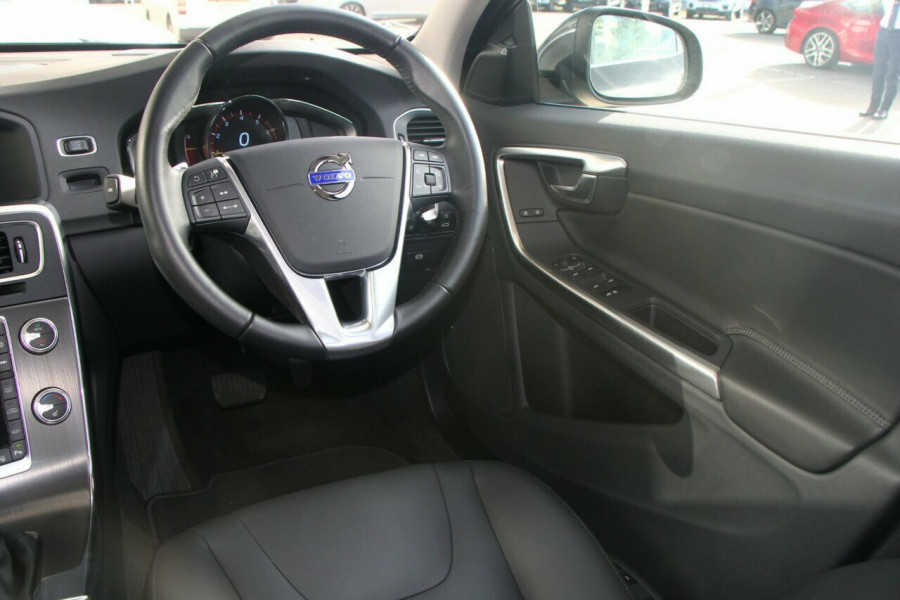 2016 Volvo V60 F Series MY16 T5 Geartronic Luxury Wagon