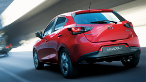 All-New Mazda2 An advanced sense of safety