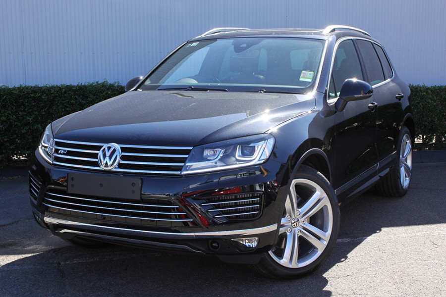 2017 Volkswagen Touareg 7P V8 TDI R-Line Wagon for sale in Brisbane - Autosports Group