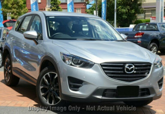 Mazda CX-5 GT KE Series 2