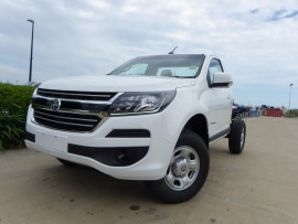 Holden Colorado 4x2 Single Cab Chassis LS RG