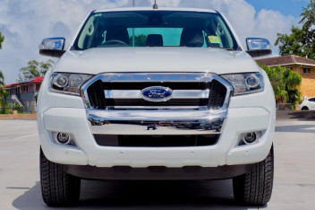 2018 MY17 Ford Ranger PX MkII 4x4 XLT Double Cab Pickup 3.2L Utility