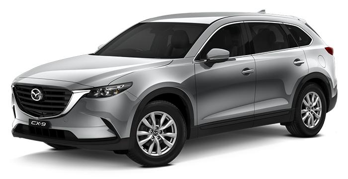 2017 mazda cx 9 tc sport wagon for sale in gympie madill mazda. Black Bedroom Furniture Sets. Home Design Ideas