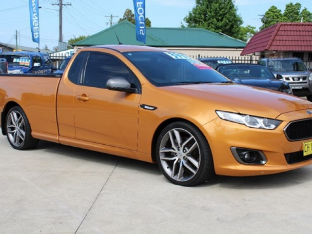 2015 Ford Falcon For Sale In Cessnock Hunter Valley