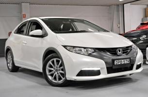 Honda Civic VTi-S 9th Gen