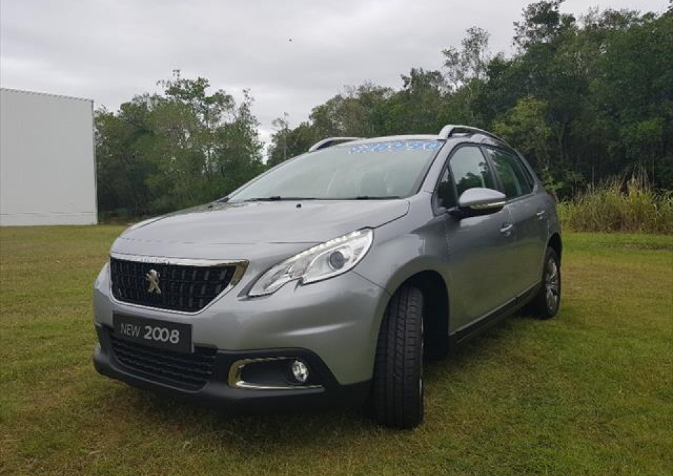 2016 MY17 Peugeot 2008 SUV A94 Active Wagon