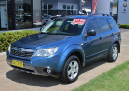 Subaru Forester X - Limited Edition S3  X Limited
