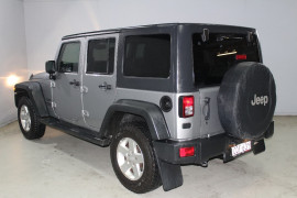 2013 Jeep Wrangler JK MY2013 Softtop