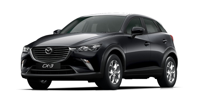2017 Mazda CX-3 DK Maxx Wagon