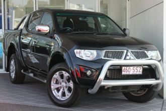 Mitsubishi Triton GLX-R Double Cab MN MY13