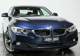 BMW 420d Sport Line F32
