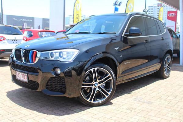 BMW X3 XDRIVE20D F25 LCI