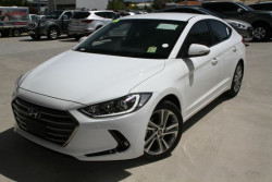 2017 MY18 Hyundai Elantra AD Elite Sedan