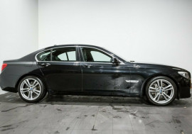 2009 BMW 740I F01 Steptronic Sedan
