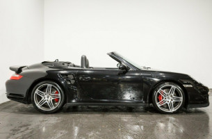 2008 Porsche 911 997 MY08 Turbo AWD Cabriolet