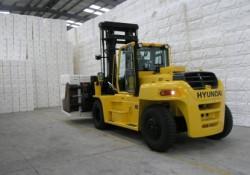 New Hyundai Forklifts 110/130/140/160 D-7E