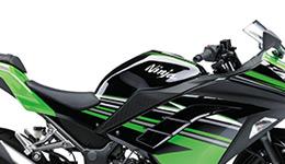 2016 Ninja 300 Ergonomic Riding