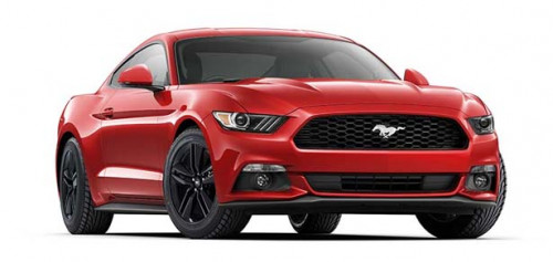 2016 MY17 Ford Mustang FM Fastback Fastback