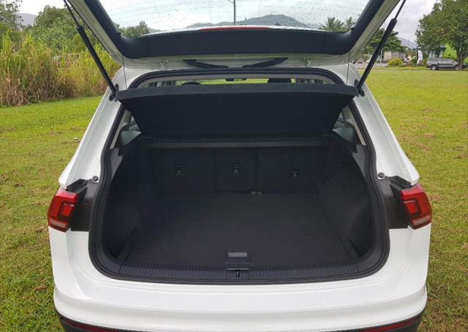 2016 MY17 Volkswagen Tiguan 5N  110TSI 110TSI - Trendline Wagon
