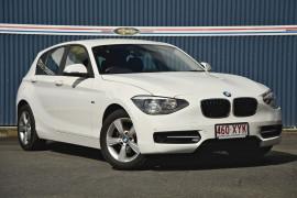 BMW 116i F20 MY14