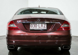 2009 Mercedes-Benz CLS350 C219 MY09 Coupe Sedan