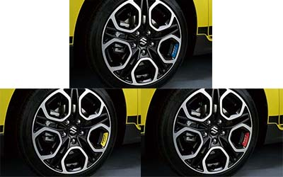Wheel Decal Set