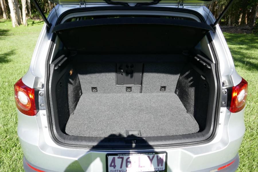 2009 Volkswagen Tiguan 5N  103TDI Wagon