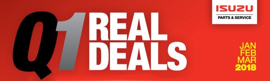 Real Deals Q1