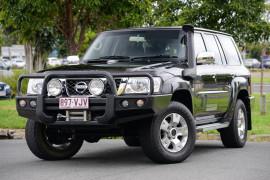 Nissan Patrol Titanium Y61 GU 9 ST