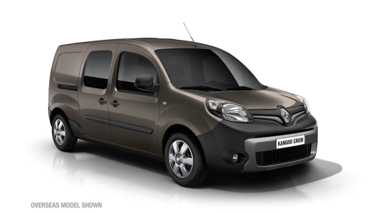 Renault KANGOO Maxi and Crew