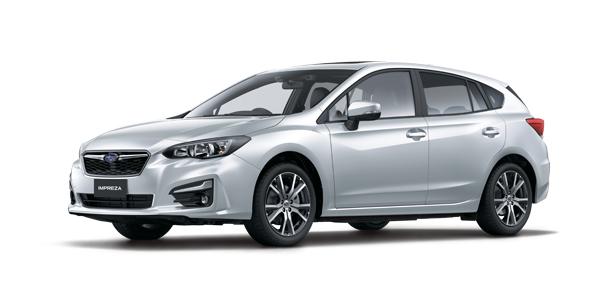 2017 MY18 Subaru Impreza G5 2.0i Premium Hatch Hatchback