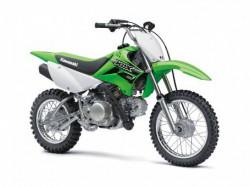 New Kawasaki 2017 KLX110
