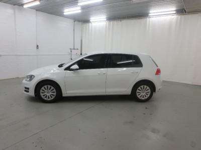 2013 Volkswagen Golf VII Turbo 90TSI Hatchback