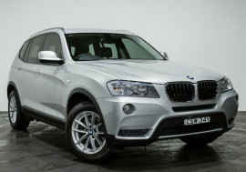 BMW X3 xDrive20i Steptronic F25 MY0413