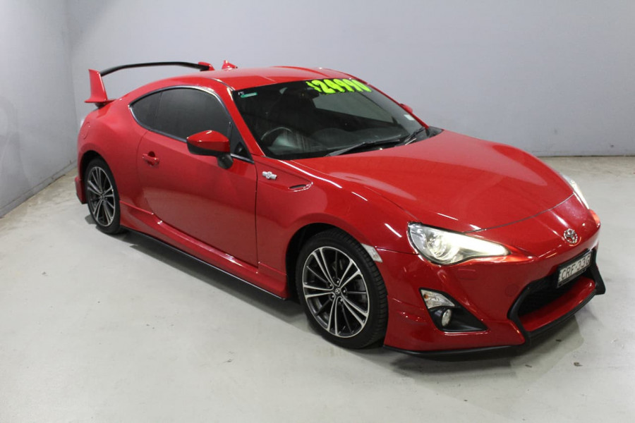 2013 Toyota 86 ZN6 Coupe