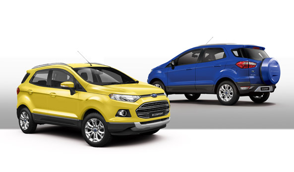 EcoSport Accessory Style Pack