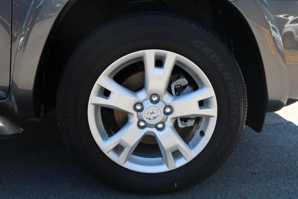 2011 Toyota Rav4 ACA33R MY12 CRUISER Wagon