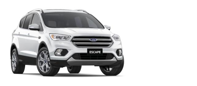 Escape Titanium Petrol AWD Auto