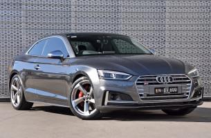 Audi A5 260kW S5 3.0L TFSI 8Spd Tiptnic Quattro