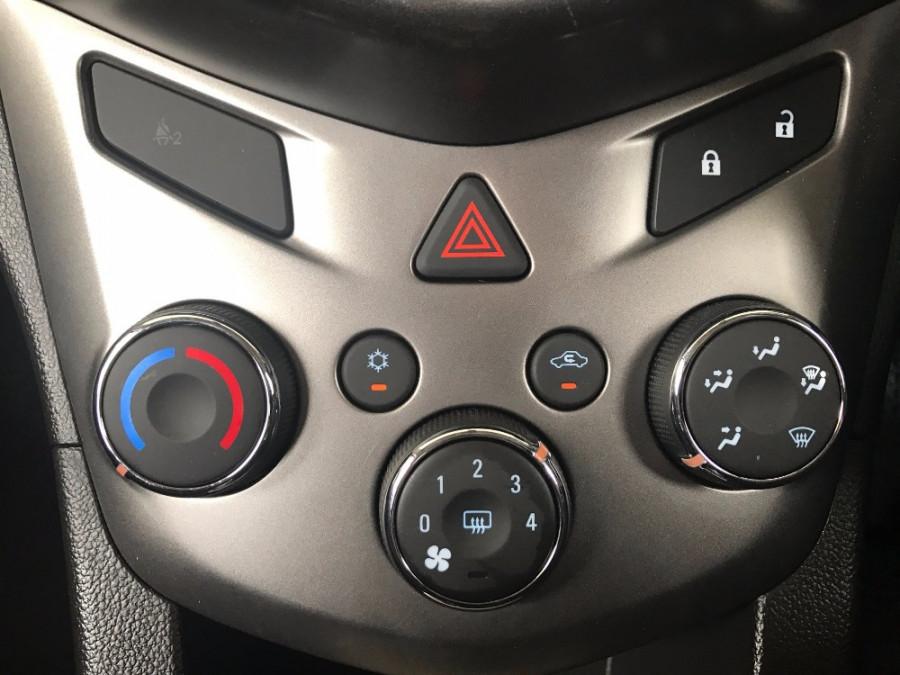 2016 Holden Barina TM  CD Sedan