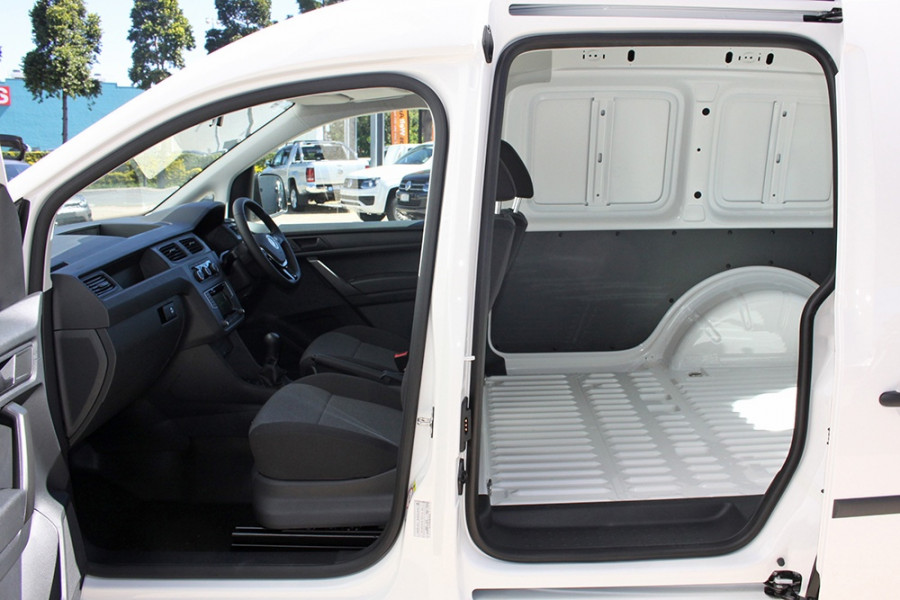 2017 Volkswagen Caddy Van 2KN SWB Van Van