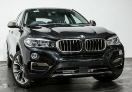 BMW X6 xDrive35i Coupe Steptronic F16