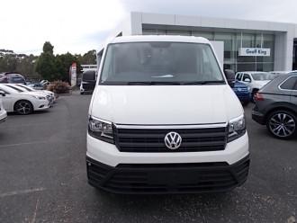 2017 MY18 Volkswagen Crafter SY1 Runner MWB Van