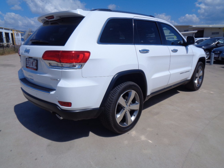 2014 MY15 Jeep Grand Cherokee WK LIMITED Wagon