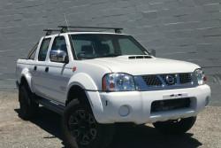 Nissan Navara ST-R D22 S5