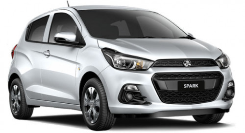 2017 MY18 Holden Spark MP LS Hatch