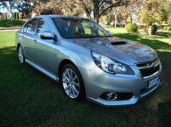 Subaru Liberty 2.5 GT Premium Sedan 5GEN