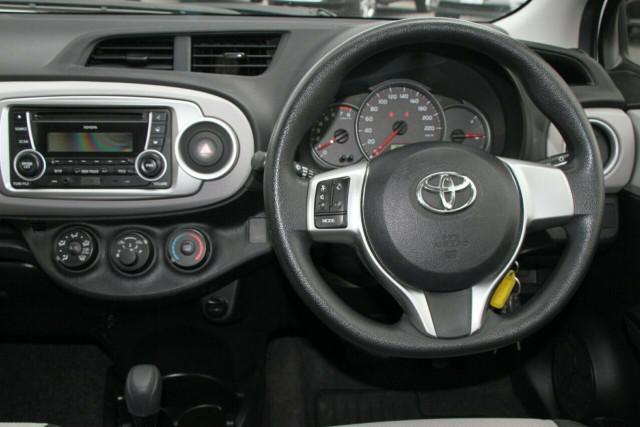 2013 Toyota Yaris NCP130R YR Hatchback