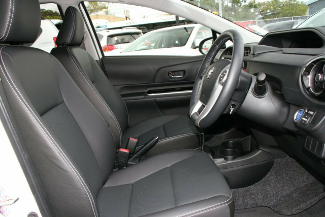 2016 Toyota Prius c NHP10R i-Tech E-CVT Hatchback