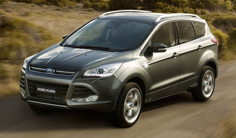 Kuga The smarter way to get there